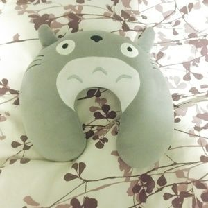 studio Ghibli Totoro Travel Neck Pillow